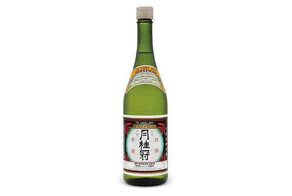 Sakê Tradicional – Gekkeikan – Japão