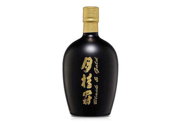 Sakê Black & Gold – Gekkeikan – Japão