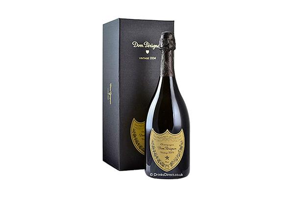 Champagne Dom Pérignon – França