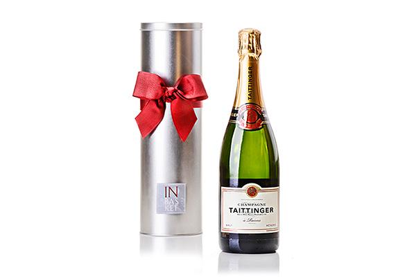 Champagne Brut Reserve – Taittinger – França