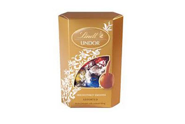 Lindor Assorted – Lindt – Suíça