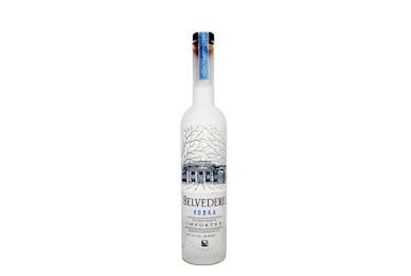 Vodka Pure Belvedere –  Polônia