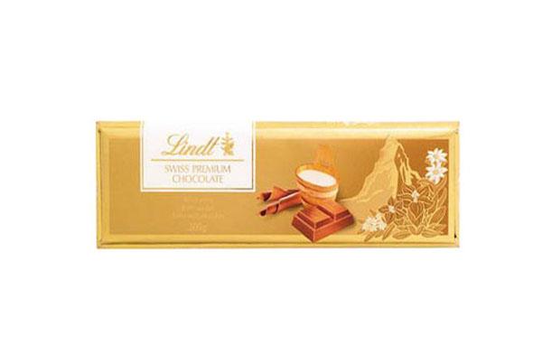 Chocolate Gold Milk – Lindt – Suiça