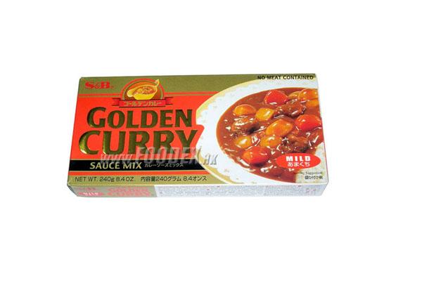 Golden Curry Amakuchi – Japão