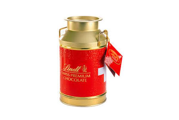 Chocolate Lindor Milk – Lindt – Suiça
