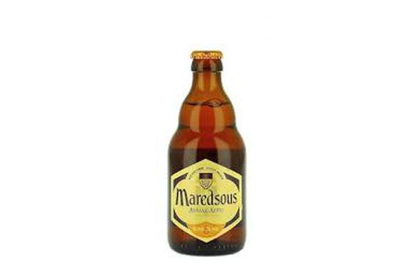 Maredsous Blond – Brouwerij Moorgat – Bélgica