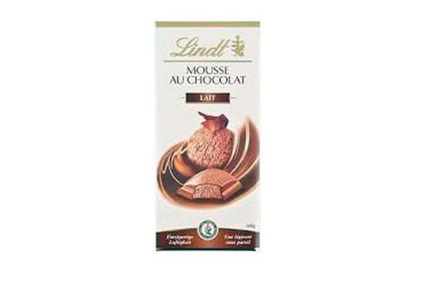 Chocolate Mousse au Lait – Lindt – Suíça