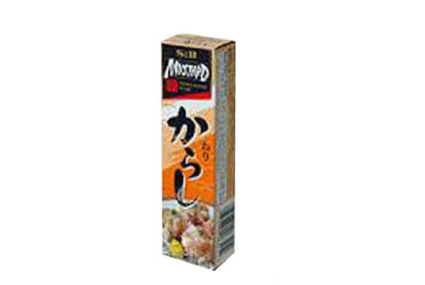 Mostarda em pasta – Japão
