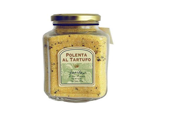 Polenta al Tartufo – Savitar – Itália
