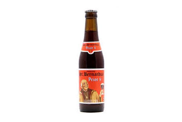 St Bernardus Prior 8  – St. Bernard Brouwerij- Bélgica