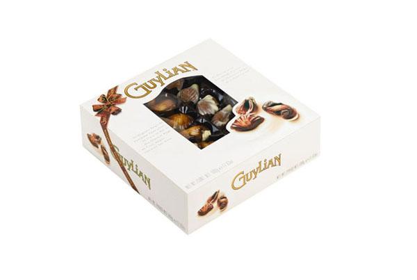 Chocolate Frutos do Mar – Guylian – Bélgica