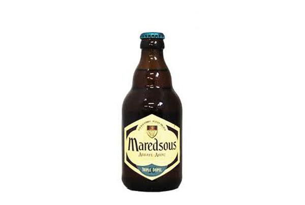 Maredsous Triple  Amber – Brouwerij Moorgat – Bélgica