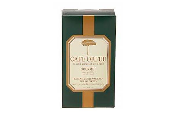 Café Orfeu – Brasil