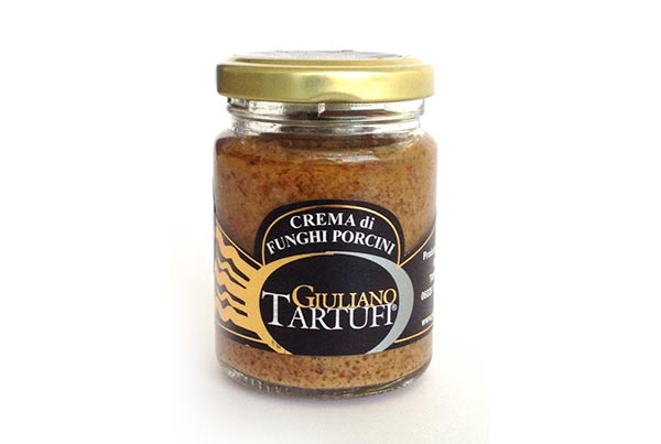 Crema di Funghi Porcini –  Giuliani Tartufi – Itália